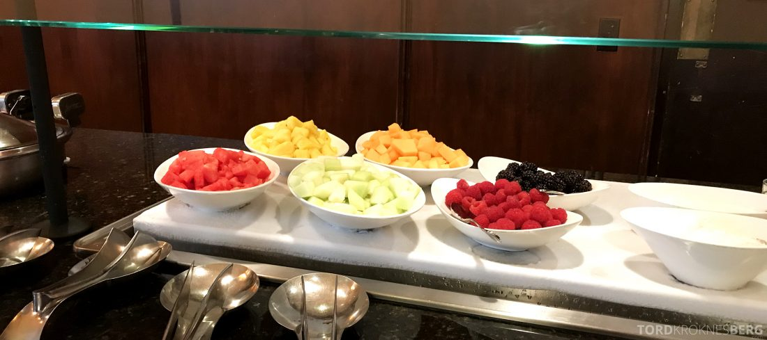 JW Marriott Miami Hotel frokost bær