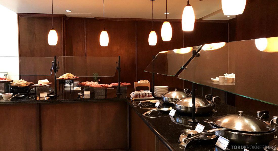 JW Marriott Miami Hotel frokost varmmat
