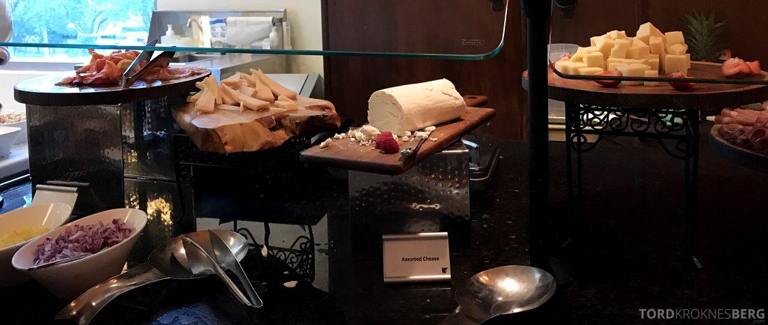 JW Marriott Miami Hotel frokost oster