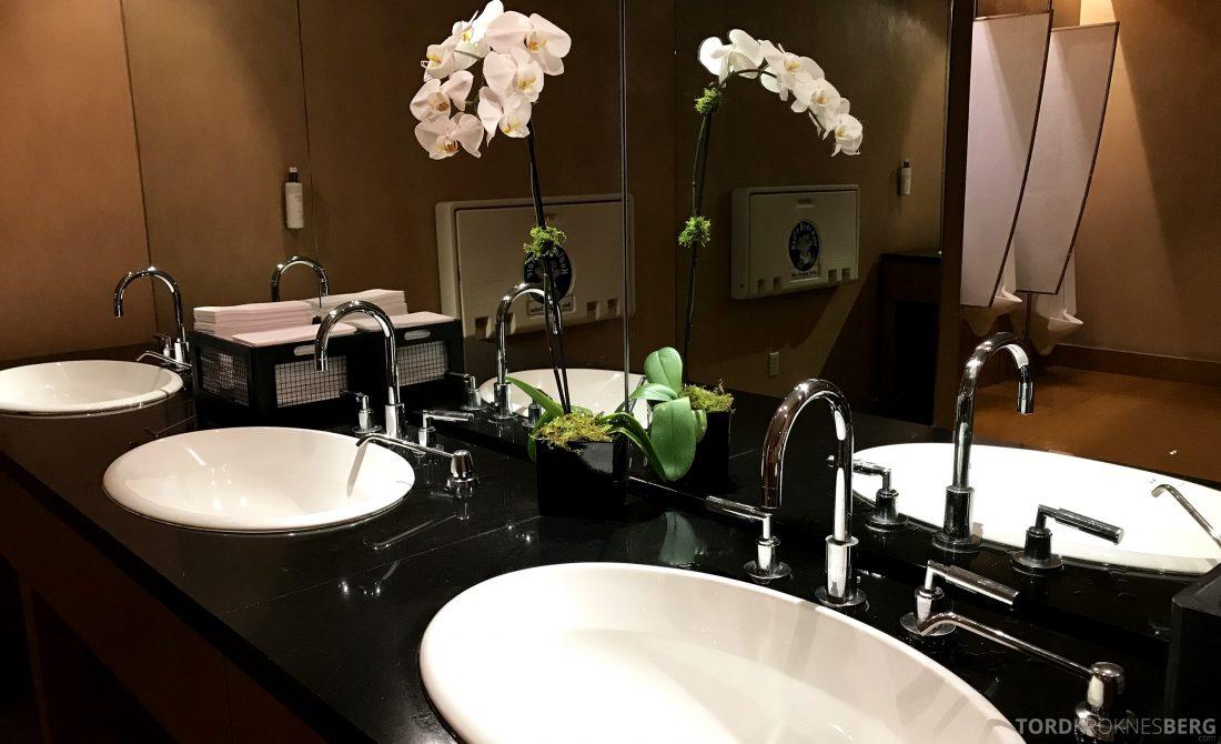 La Mar Restaurant Miami Mandarin Oriental Hotel toalett