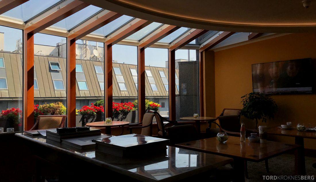 Marriott Prague Hotel Executive Lounge fasiliteter