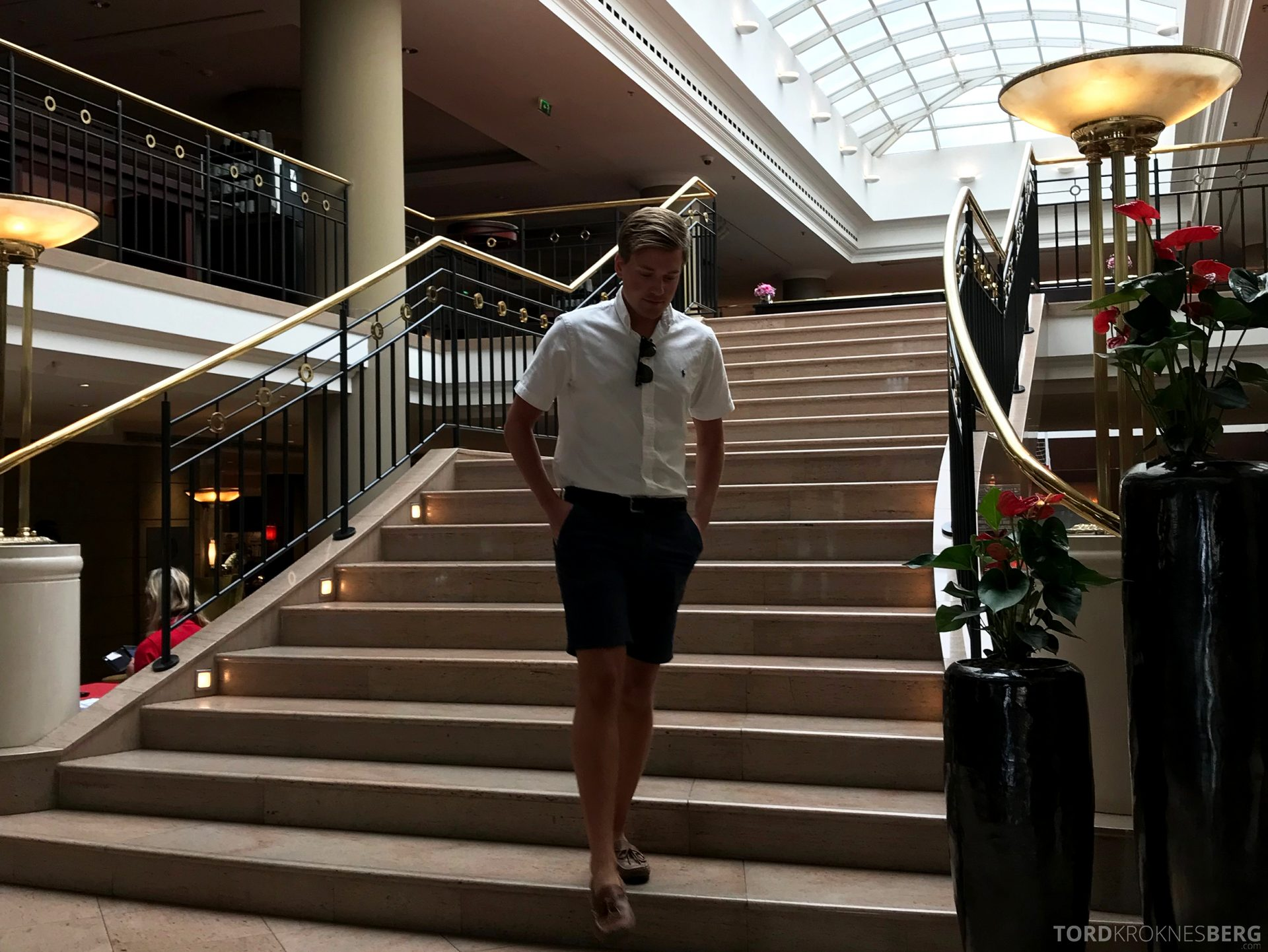 Marriott Prague Hotel Tord Kroknes Berg