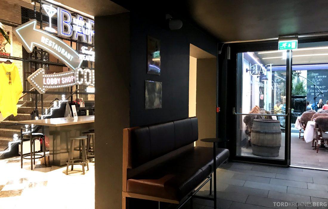 Restaurant Rodins Bistro Oslo hotell