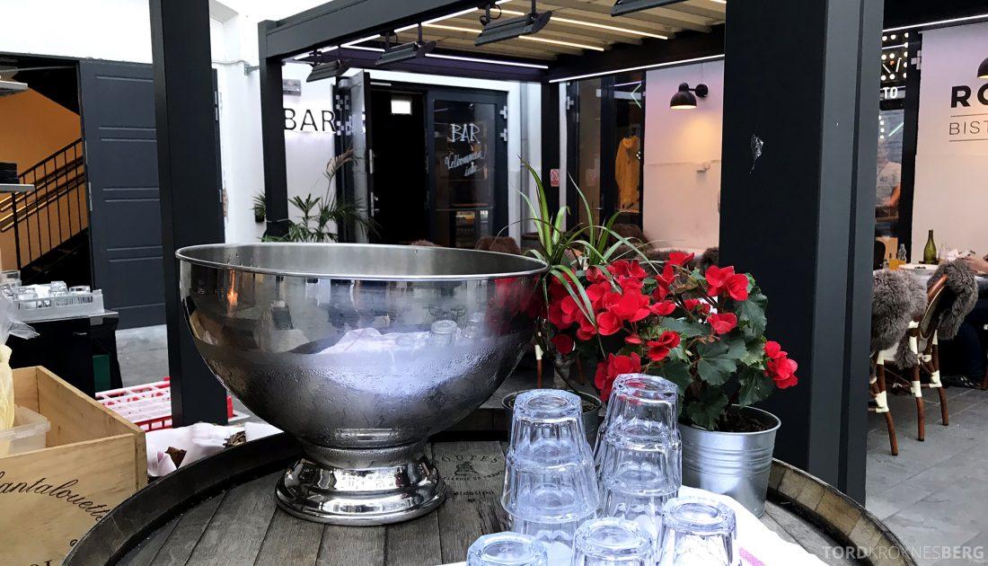 Restaurant Rodins Bistro Oslo detaljer