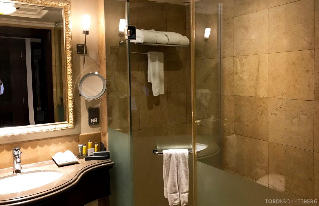 Marriott Doha Hotel dusj