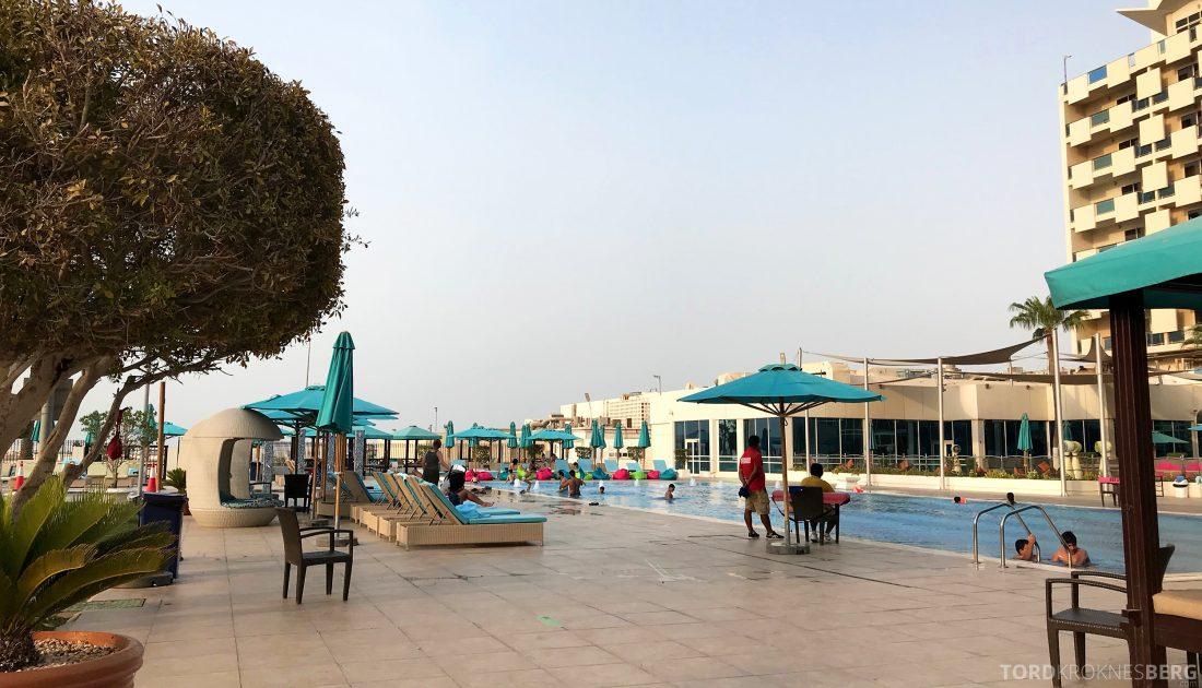 Marriott Doha Hotel basseng