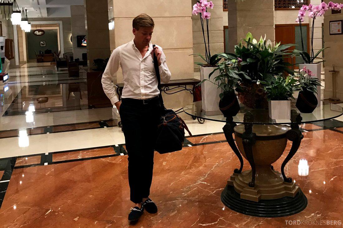Marriott Doha Hotel Tord Kroknes Berg