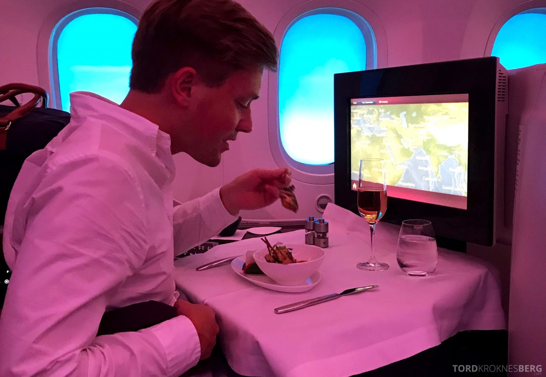 Qatar Airways Business Class Doha Penang Tord Kroknes Berg