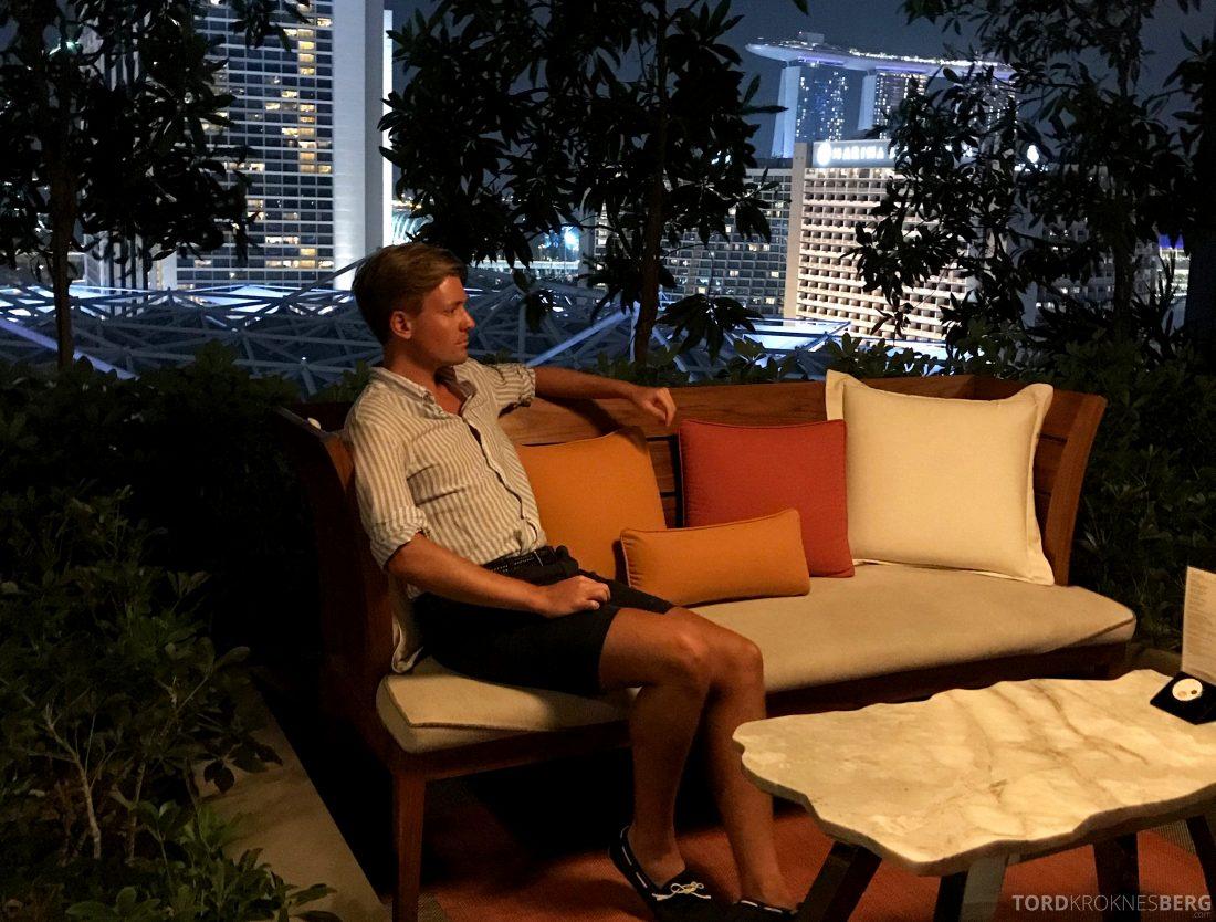 JW Marriott Hotel South Beach Singapore avslapning Tord Kroknes Berg