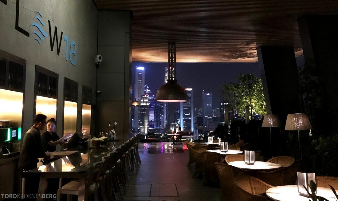 JW Marriott Hotel South Beach Singapore bar