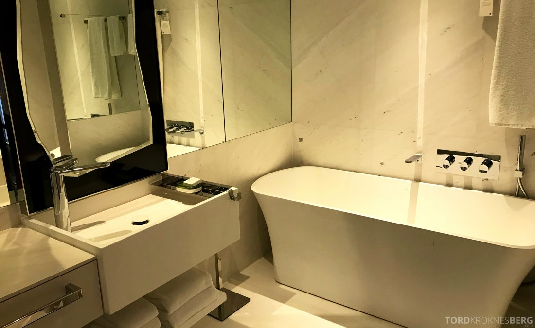 JW Marriott Hotel South Beach Singapore bad