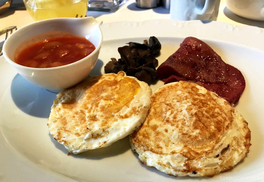 Shangri-La Rasa Sayang Penang Hotel English Breakfast