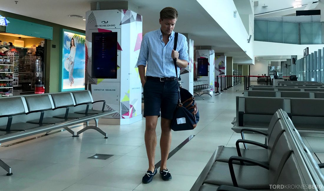 SilkAir Economy Class Penang Singapore Tord Kroknes Berg