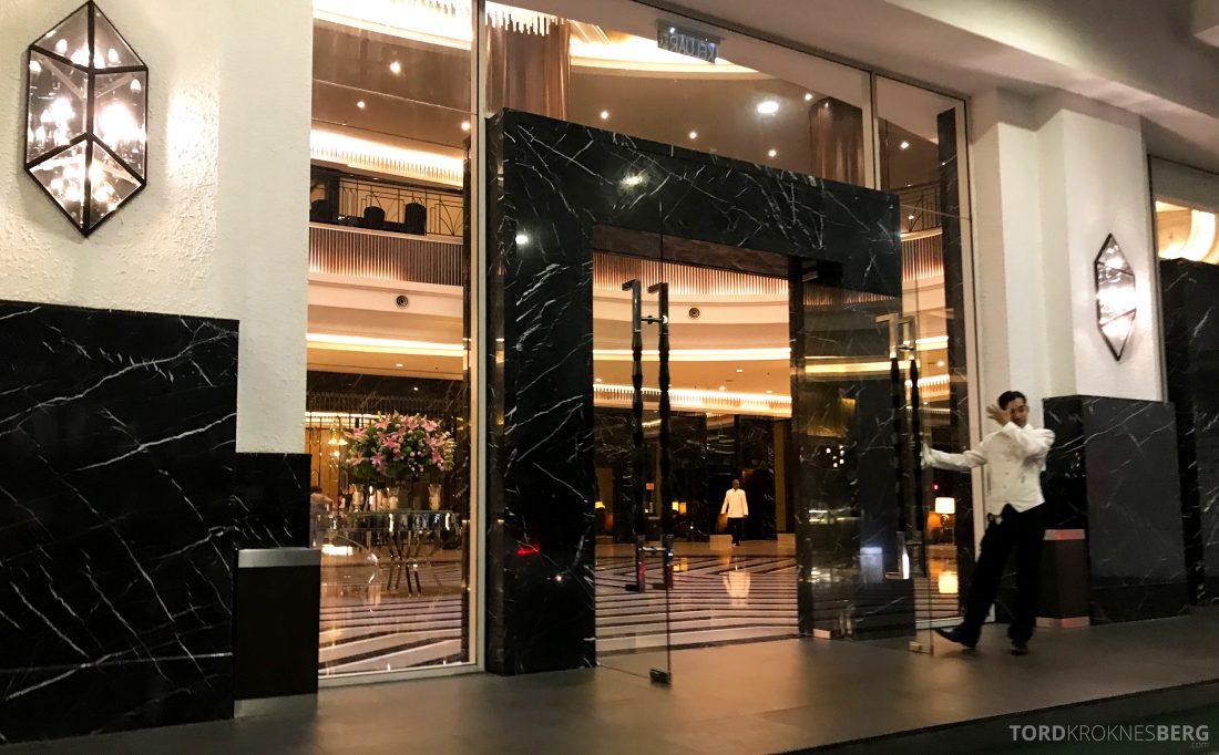 Hotel Majestic Autograph Collection Kuala Lumpur hovedinngang
