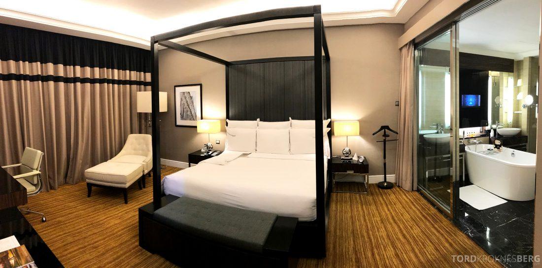 Hotel Majestic Autograph Collection Kuala Lumpur soveværelse