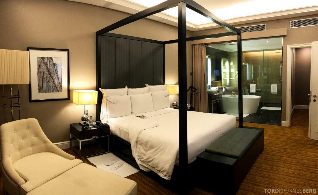 Hotel Majestic Autograph Collection Kuala Lumpur seng og bad