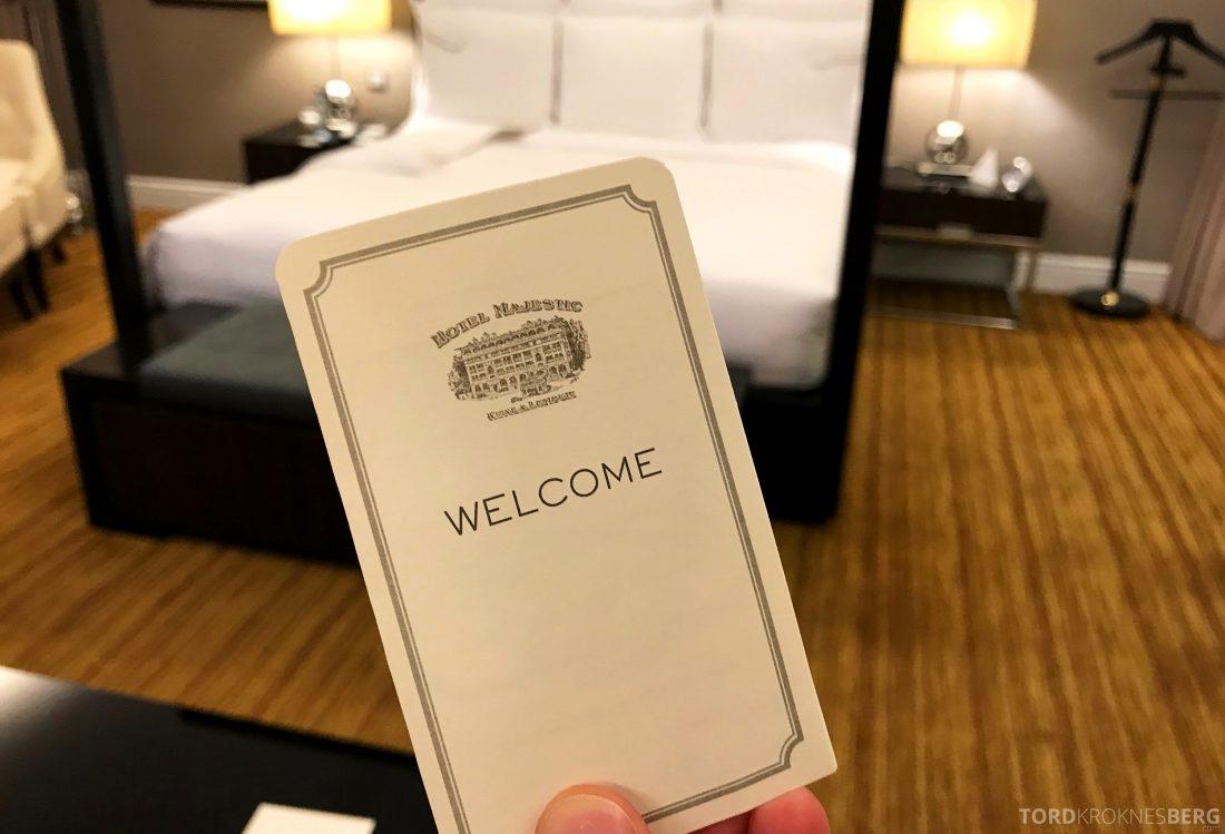 Hotel Majestic Autograph Collection Kuala Lumpur velkommen