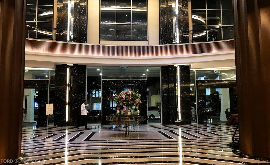 Hotel Majestic Autograph Collection Kuala Lumpur lobby
