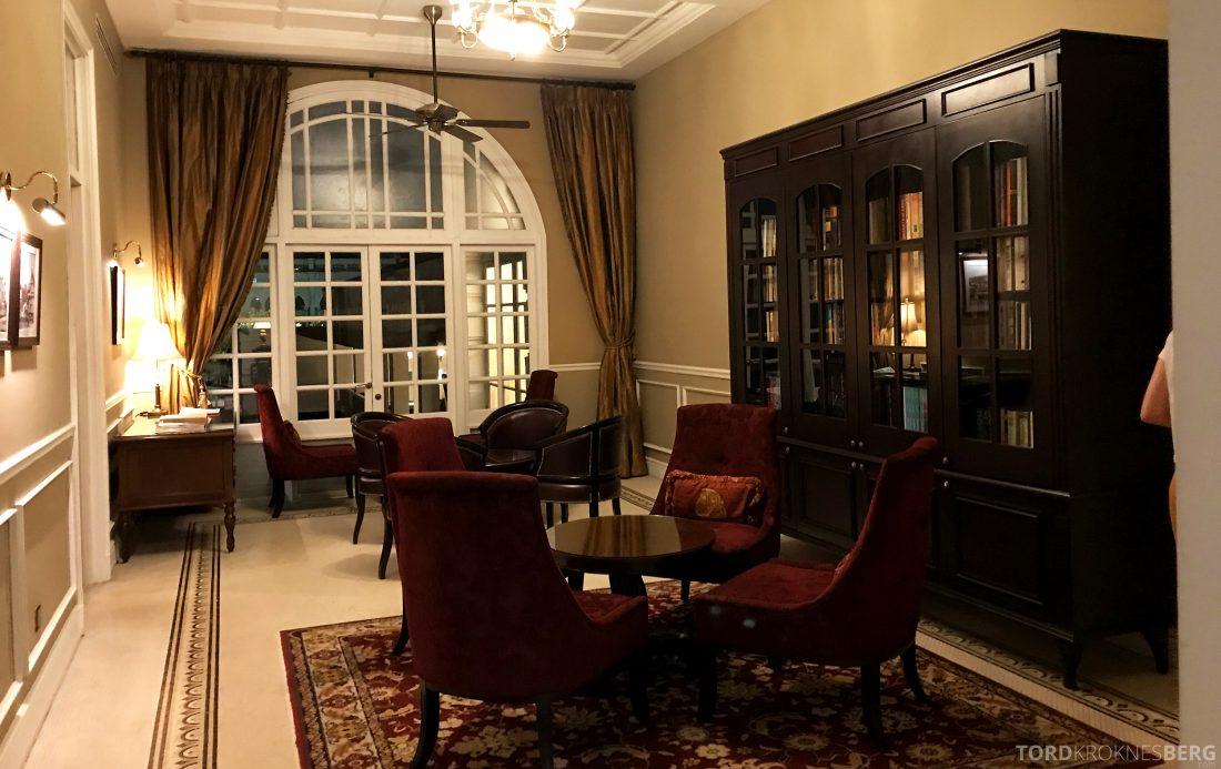 Hotel Majestic Autograph Collection Kuala Lumpur lounge sitteplasser