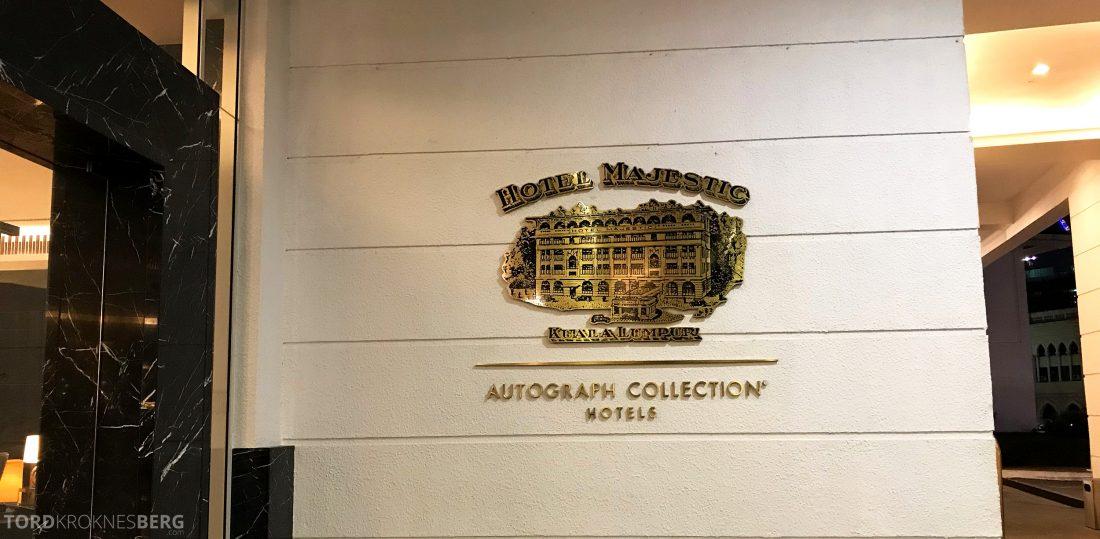 Hotel Majestic Autograph Collection Kuala Lumpur logo