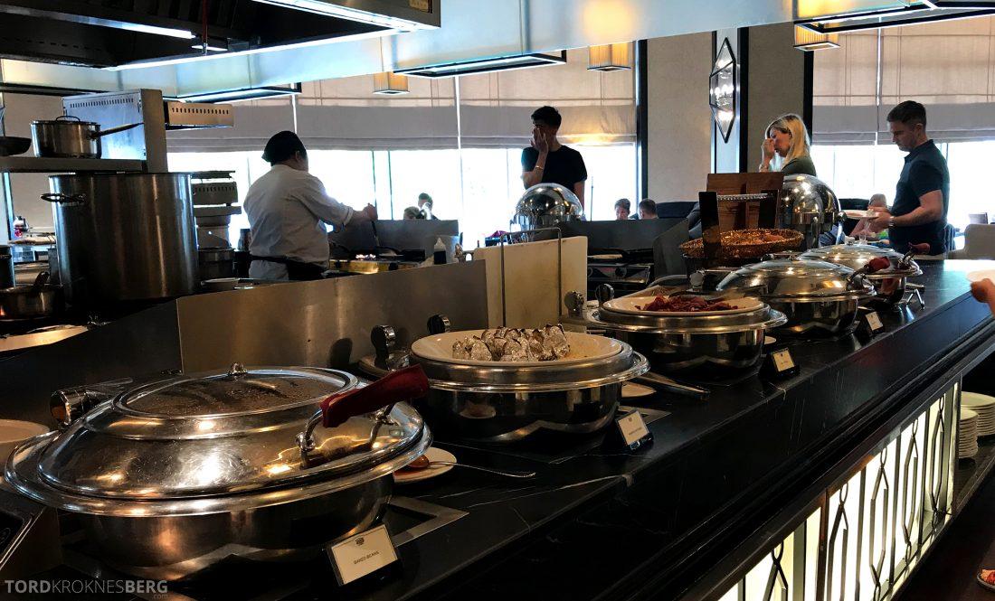 Hotel Majestic Autograph Collection Kuala Lumpur varmmat frokost