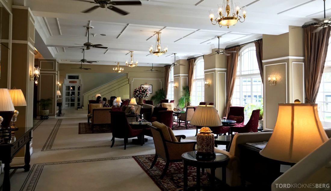 Hotel Majestic Autograph Collection Kuala Lumpur tradisjonsrikt