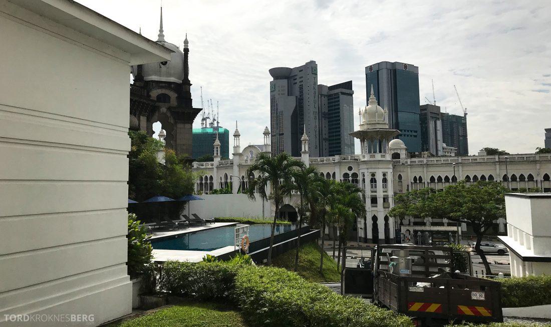 Hotel Majestic Autograph Collection Kuala Lumpur utsikt