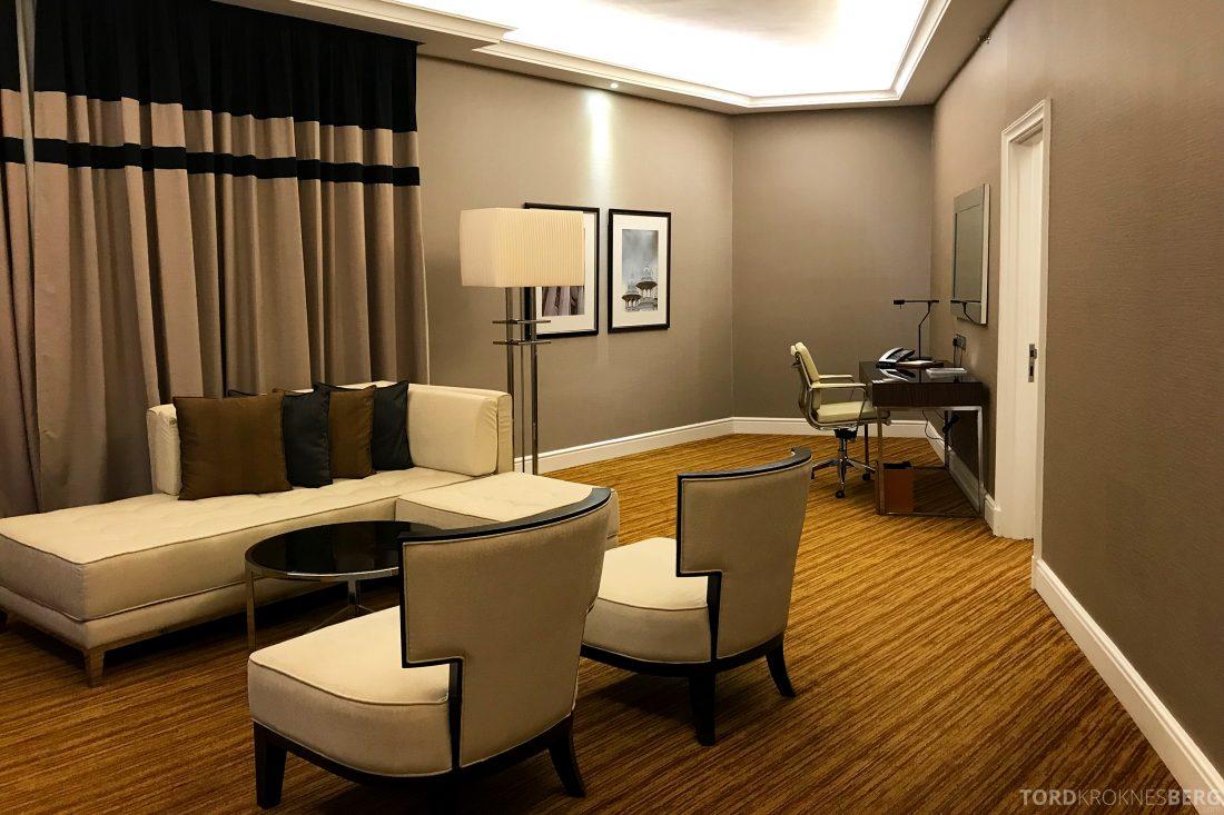 Hotel Majestic Autograph Collection Kuala Lumpur stuen