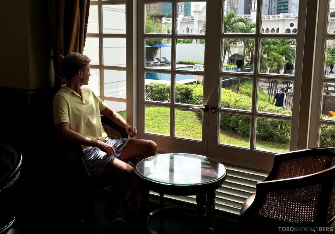 Hotel Majestic Autograph Collection Kuala Lumpur Tord Kroknes Berg lounge