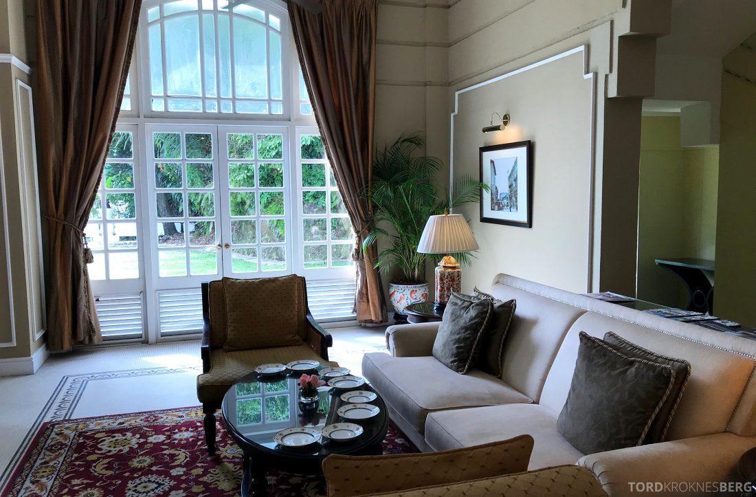 Hotel Majestic Autograph Collection Kuala Lumpur sittegruppe