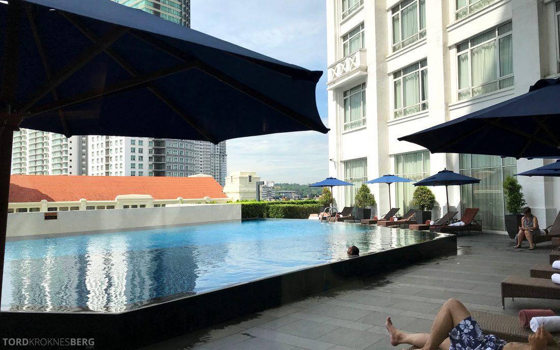 Hotel Majestic Autograph Collection Kuala Lumpur basseng