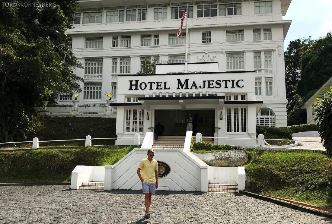 Hotel Majestic Autograph Collection Kuala Lumpur Tord Kroknes Berg fasade