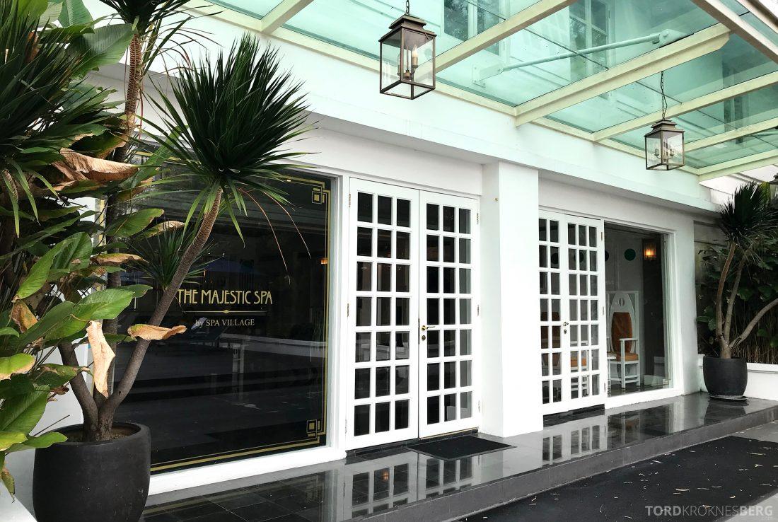 Hotel Majestic Autograph Collection Kuala Lumpur spa
