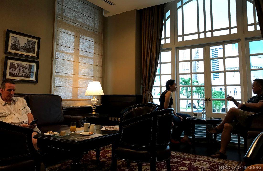 Hotel Majestic Autograph Collection Kuala Lumpur Club Lounge