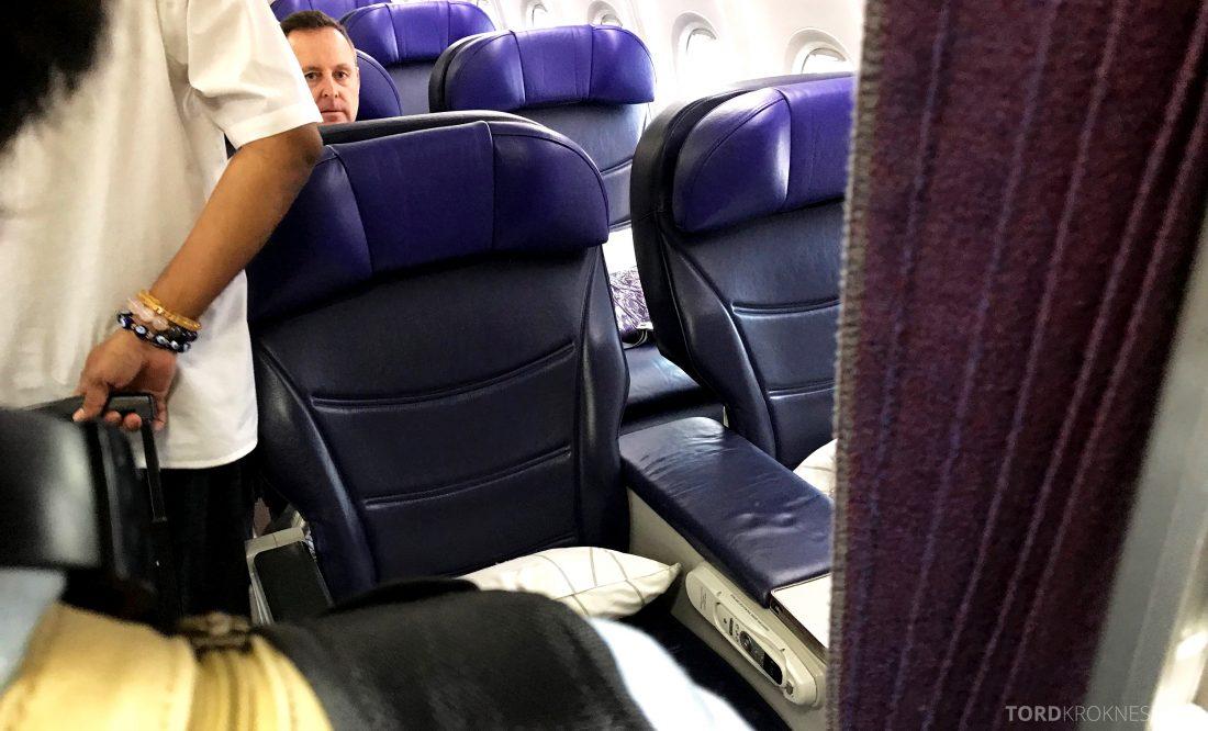 Malaysia Airlines Economy Class Singapore Kuala Lumpur business class