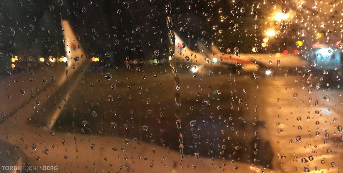 Malaysia Airlines Economy Class Kuala Lumpur Penang regn