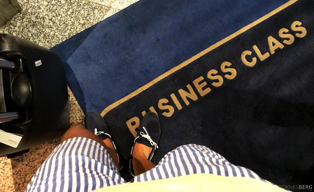 Malaysia Airlines Economy Class Kuala Lumpur Penang løper
