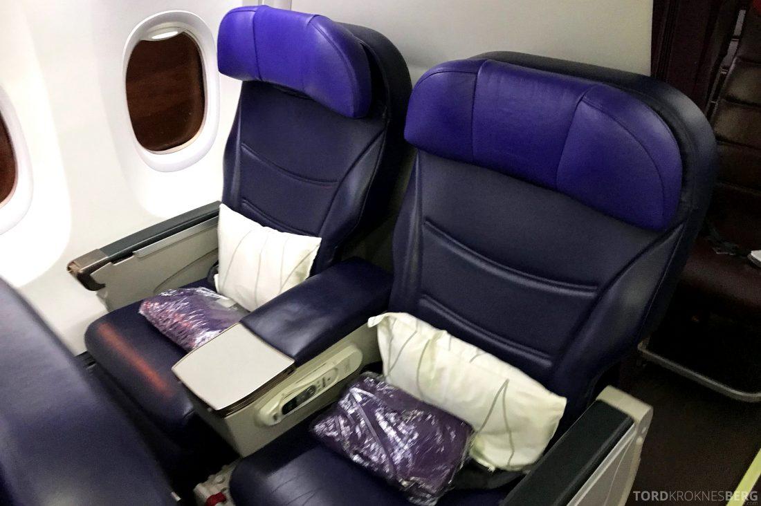 Malaysia Airlines Economy Class Kuala Lumpur Penang business class