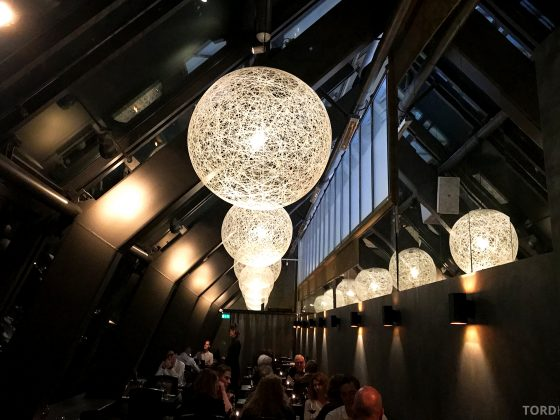 34th Restaurant & Bar Radisson Blu Oslo Plaza Hotel lokale