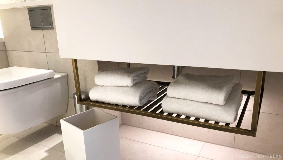 Hotel Continental Oslo håndklær