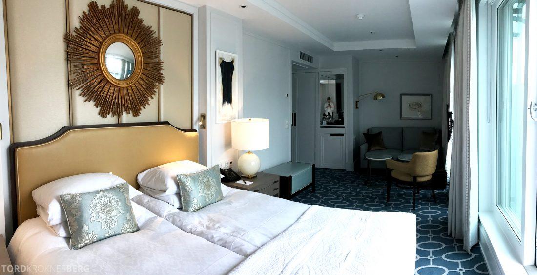 Hotel Continental Oslo panorama seng