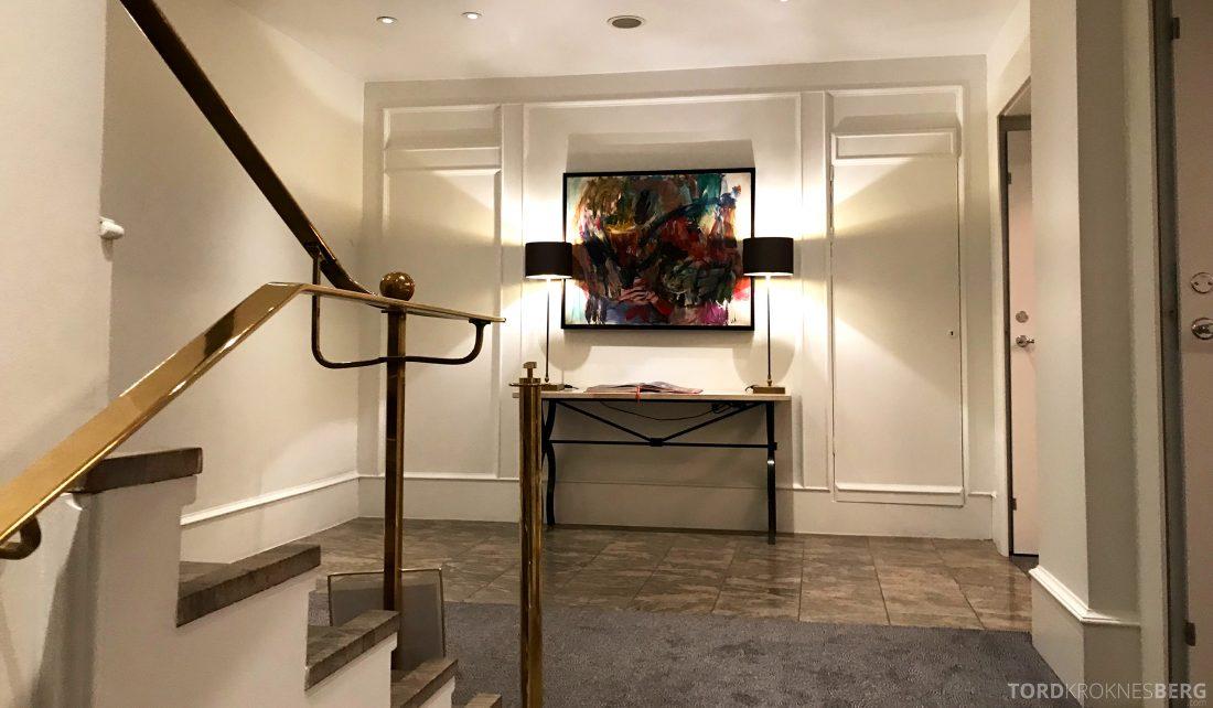 Hotel Continental Oslo kunst