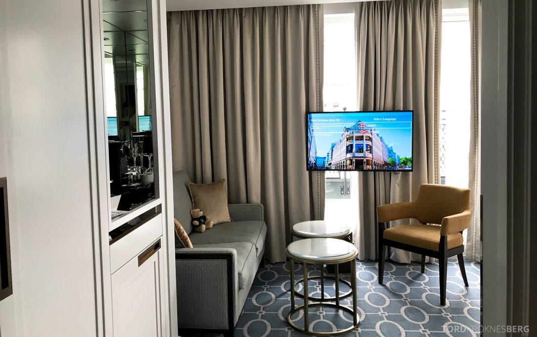 Hotel Continental Oslo velkommen inn