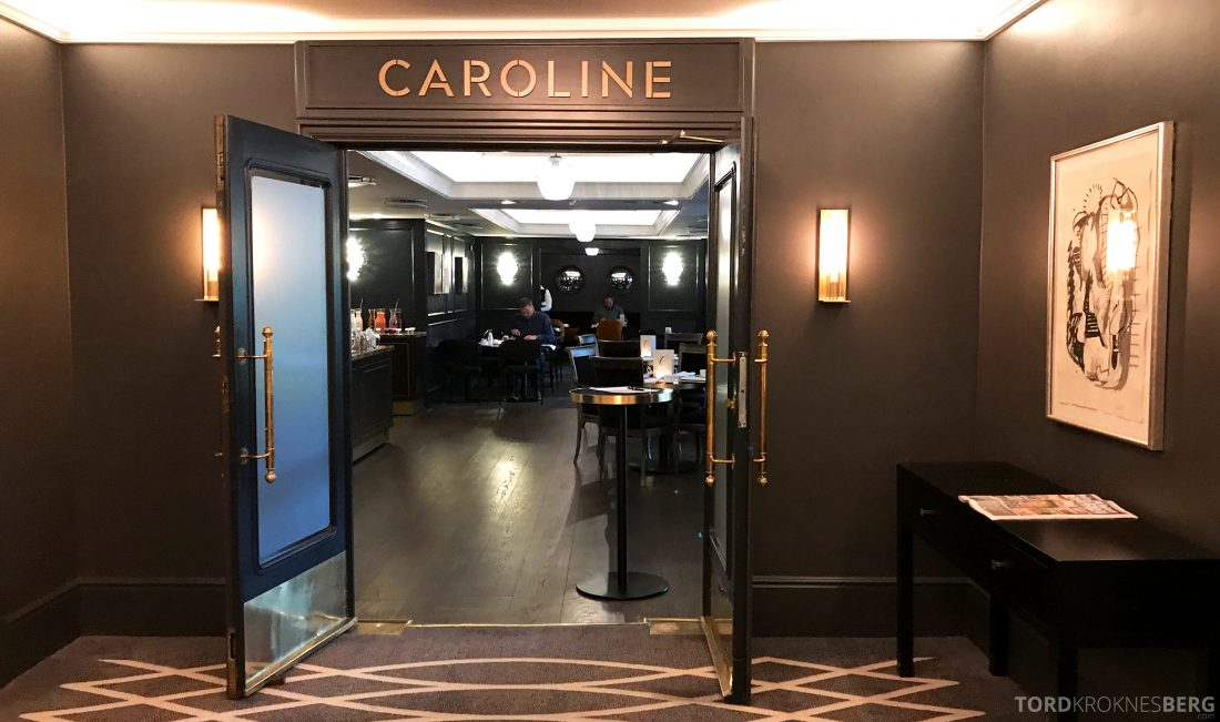 Hotel Continental Oslo Caroline
