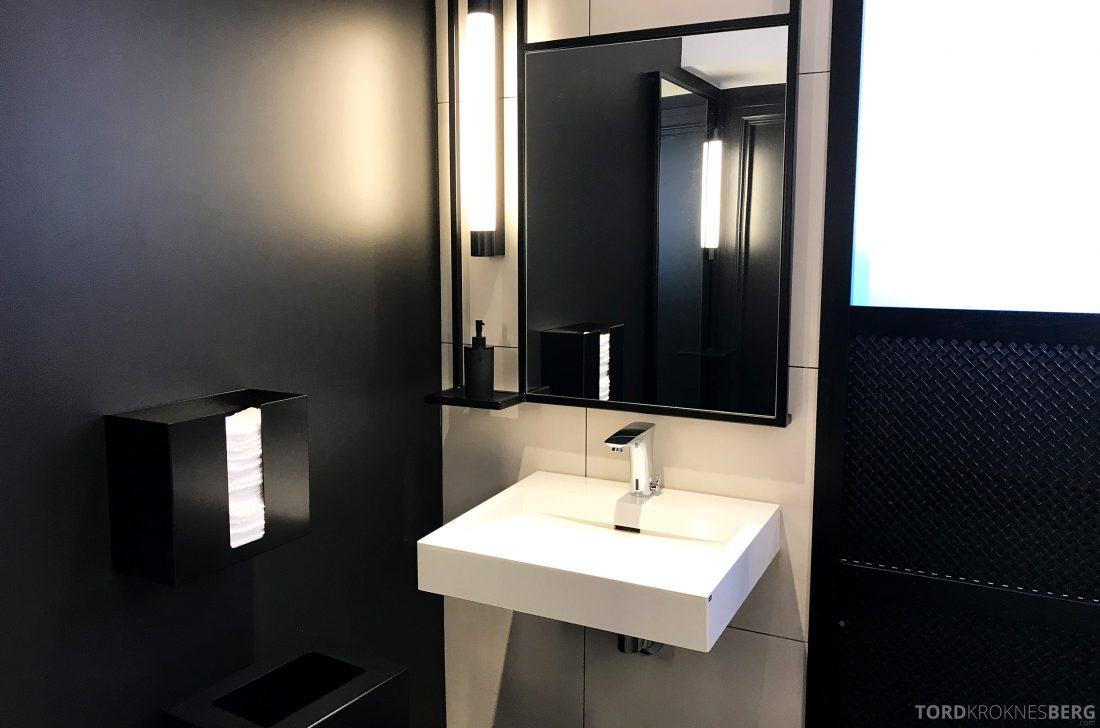 Hotel Continental Oslo toalett
