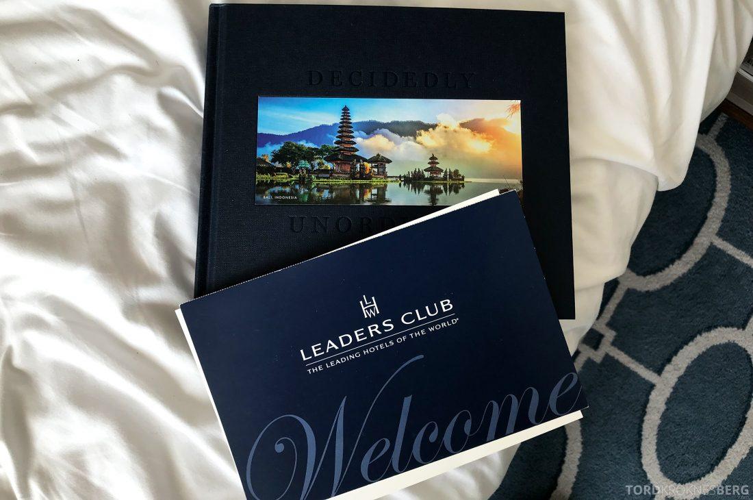 Hotel Continental Oslo leaders club