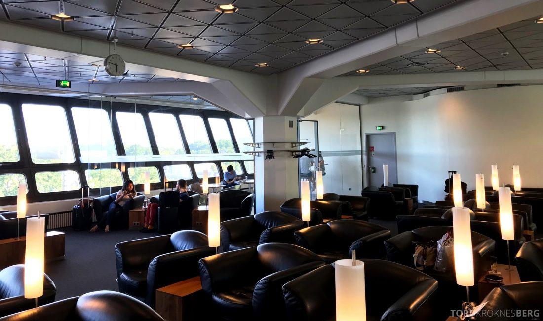 Lufthansa Senator Lounge Berlin oversikt