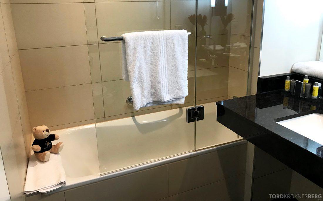 Marriott Berlin Hotel badekar