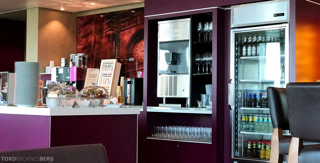 Marriott Berlin Hotel Executive Lounge drikke