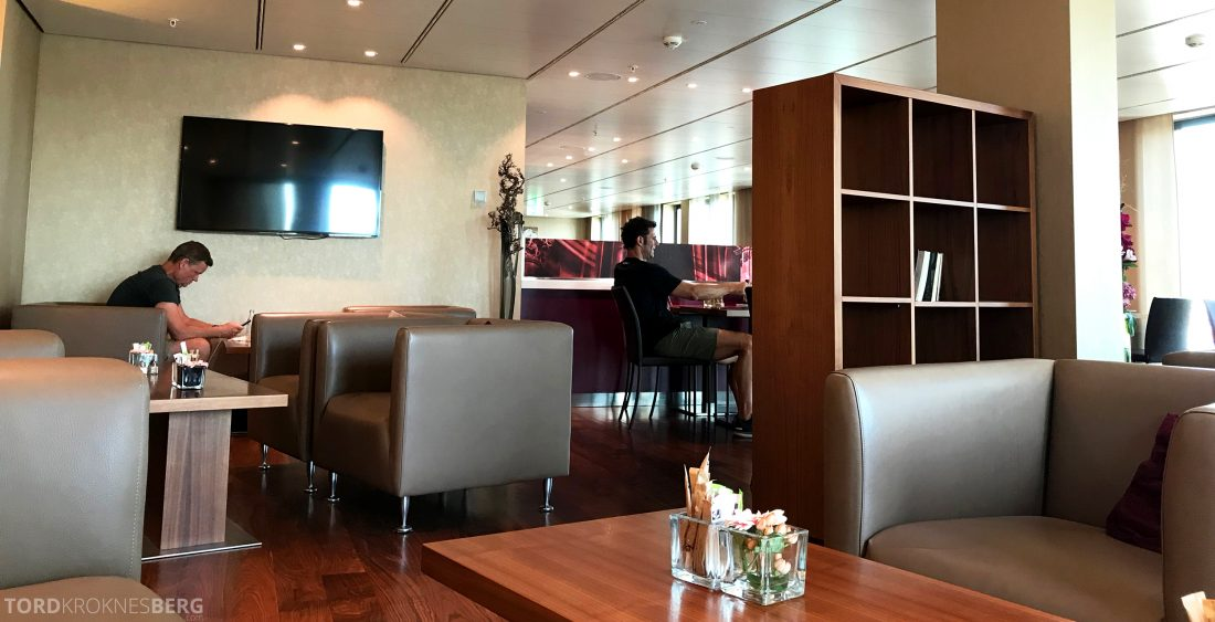 Marriott Berlin Hotel Executive Lounge sitteplasser